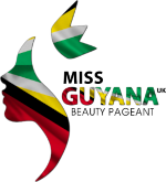 Miss Guyana UK Pageant Logo